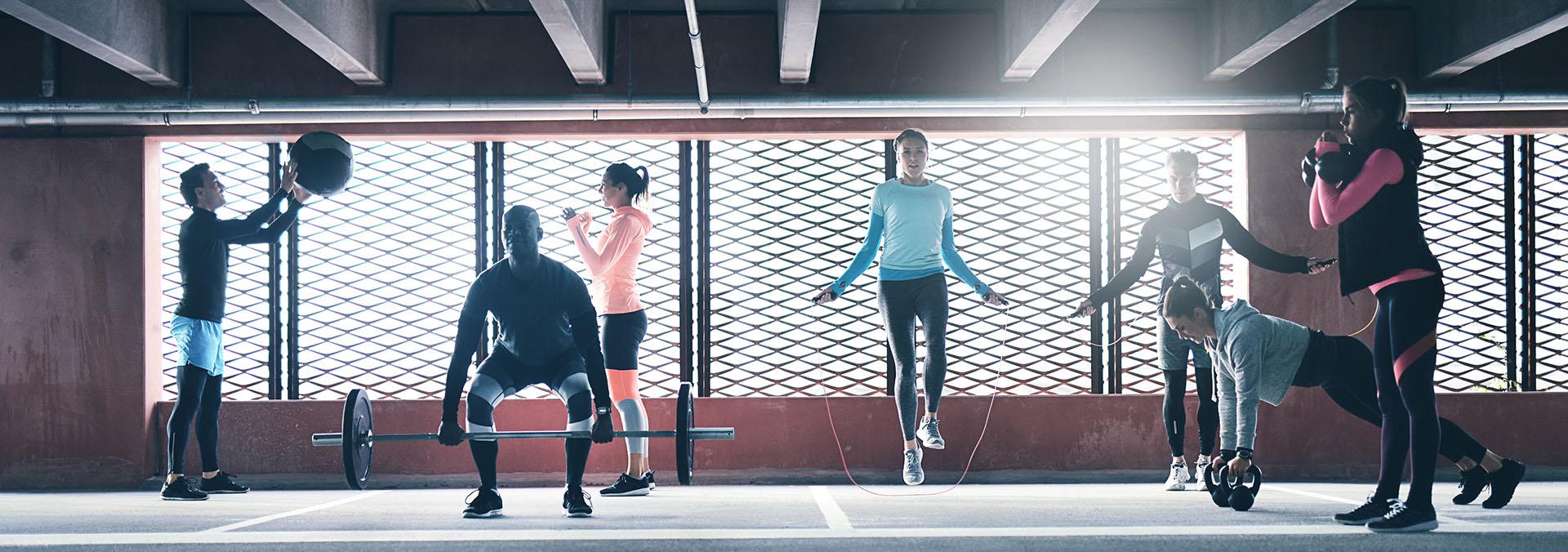 Egzersiz ve Spor Bilimleri