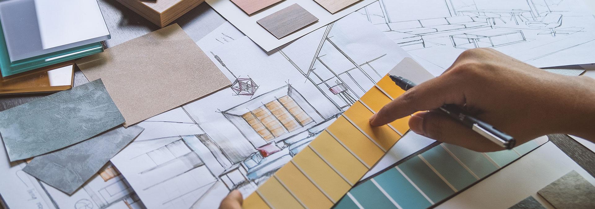 İç Mimarlık ve çevre Tasarımı (İngilizce)